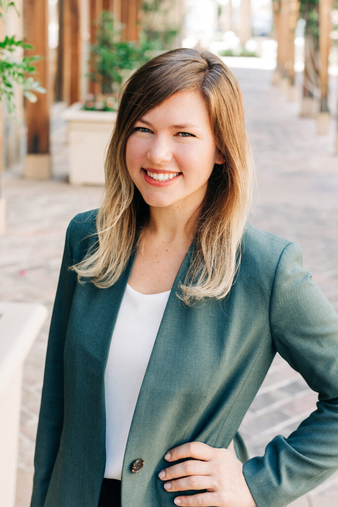 Professional photo of Katy Tipton, Candidate Experience Specialist at Aspireship, a SaaS sales training and job placement company located in Scottsdale, Arizona.