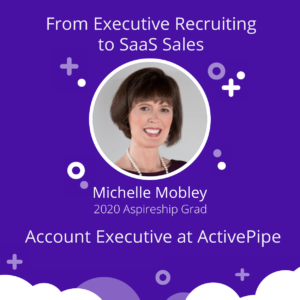 Michelle Mobley Success Story Graphic