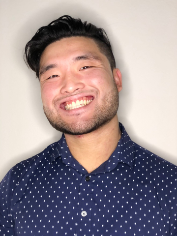 Photo of Jasper Shin, 2021 Aspireship grad who landed a new SaaS sales role BDR at Gravy, an Aspireship hiring partner in less than a month of signing up for the SaaS Sales Foundations sales training course.