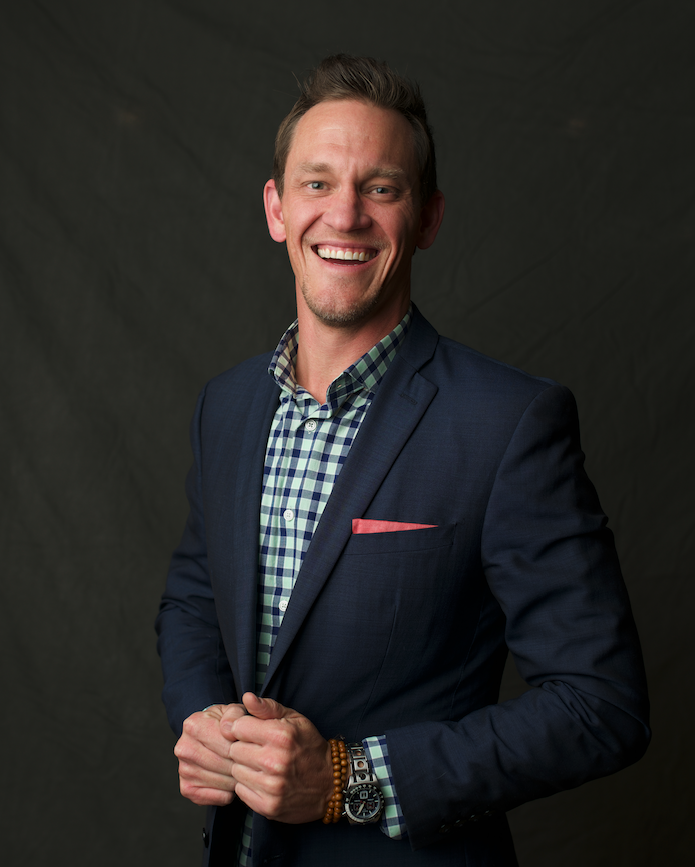 """Photo of 2021 Aspireship Grad Ryan """"Waldo"""" Waldvogel, an experienced AE in sales who turned to Aspireship's free SaaS Sales Foundations training course and job placement service when he was unemployed, after he heard about the program from Thursday Night Sales."""